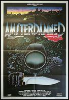 Amsterdamned - Italian Movie Poster (xs thumbnail)