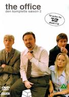 """""""The Office"""" - Danish DVD movie cover (xs thumbnail)"""