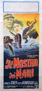 It Came from Beneath the Sea - Italian Movie Poster (xs thumbnail)