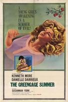 The Greengage Summer - Movie Poster (xs thumbnail)