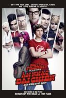 Scott Pilgrim vs. the World - Vietnamese Movie Poster (xs thumbnail)