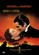 Gone with the Wind - DVD movie cover (xs thumbnail)