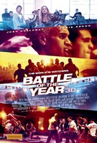 Battle of the Year: The Dream Team - Australian Movie Poster (xs thumbnail)