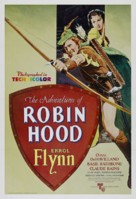 The Adventures of Robin Hood - Re-release poster (xs thumbnail)