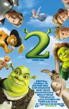 Shrek 2 - Norwegian Movie Poster (xs thumbnail)