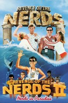 Revenge of the Nerds - DVD cover (xs thumbnail)