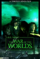 The War Of The Worlds - DVD cover (xs thumbnail)