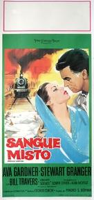Bhowani Junction - Italian Movie Poster (xs thumbnail)