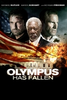 Olympus Has Fallen - DVD cover (xs thumbnail)