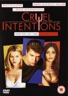 Cruel Intentions - British DVD movie cover (xs thumbnail)