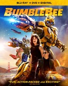 Bumblebee - Blu-Ray cover (xs thumbnail)