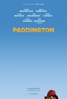 Paddington - British Movie Poster (xs thumbnail)