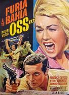 Furia à Bahia pour OSS 117 - Belgian Movie Poster (xs thumbnail)