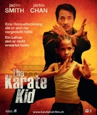The Karate Kid - Swiss Movie Poster (xs thumbnail)