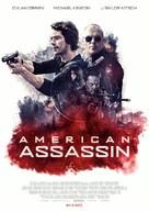 American Assassin - German Movie Poster (xs thumbnail)