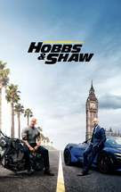 Fast & Furious Presents: Hobbs & Shaw - Movie Cover (xs thumbnail)