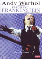 Flesh for Frankenstein - Spanish Movie Cover (xs thumbnail)
