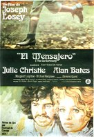 The Go-Between - Spanish Movie Poster (xs thumbnail)