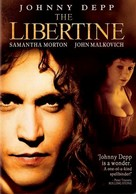 The Libertine - Movie Cover (xs thumbnail)