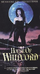 House of Whipcord - VHS cover (xs thumbnail)