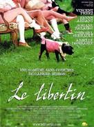 Le libertin - French Movie Poster (xs thumbnail)