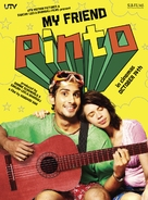 My Friend Pinto - Indian Movie Poster (xs thumbnail)
