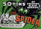 Earth vs. the Spider - British Movie Poster (xs thumbnail)
