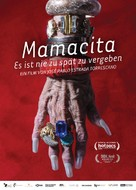 Mamacita - German Movie Poster (xs thumbnail)