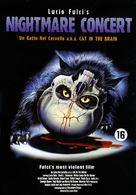 Un gatto nel cervello - Dutch DVD movie cover (xs thumbnail)
