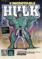 """The Incredible Hulk"" - French Movie Poster (xs thumbnail)"