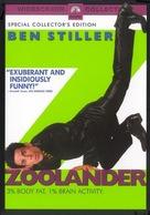 Zoolander - DVD cover (xs thumbnail)