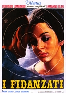 I fidanzati - Italian Movie Poster (xs thumbnail)