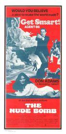 The Nude Bomb - Australian Movie Poster (xs thumbnail)