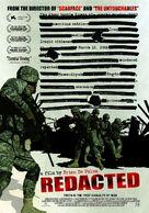 Redacted - Movie Poster (xs thumbnail)