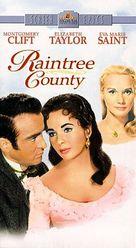 Raintree County - VHS cover (xs thumbnail)