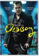 Oldboy - German DVD cover (xs thumbnail)