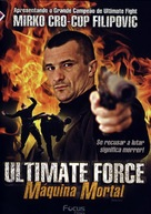 Ultimate Force - Brazilian Movie Cover (xs thumbnail)