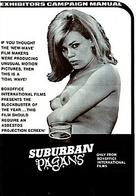 Suburban Pagans - Movie Poster (xs thumbnail)
