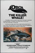 Orca - Movie Poster (xs thumbnail)
