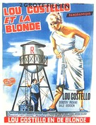 The 30 Foot Bride of Candy Rock - Belgian Movie Poster (xs thumbnail)