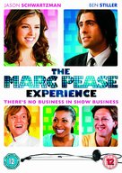 The Marc Pease Experience - British DVD cover (xs thumbnail)