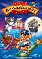 Tom and Jerry: Shiver Me Whiskers - Czech DVD movie cover (xs thumbnail)