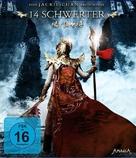 Legendary Amazons - German Blu-Ray cover (xs thumbnail)