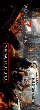 World War Z - Polish Movie Poster (xs thumbnail)