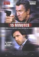 15 Minutes - Movie Poster (xs thumbnail)