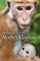 Monkey Kingdom - DVD cover (xs thumbnail)