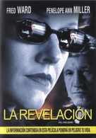Full Disclosure - Mexican DVD cover (xs thumbnail)