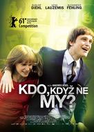 Wer wenn nicht wir - Czech Movie Poster (xs thumbnail)