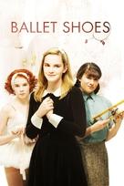 Ballet Shoes - DVD cover (xs thumbnail)