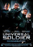 Universal Soldier: Regeneration - Italian Movie Poster (xs thumbnail)